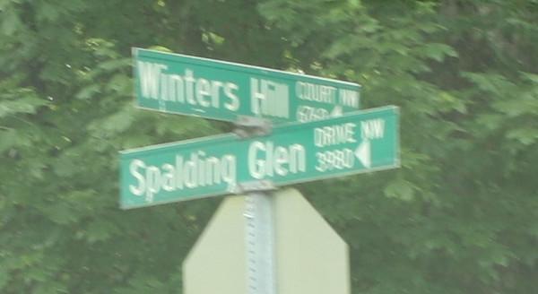 Spalding Glen Atlanta GA
