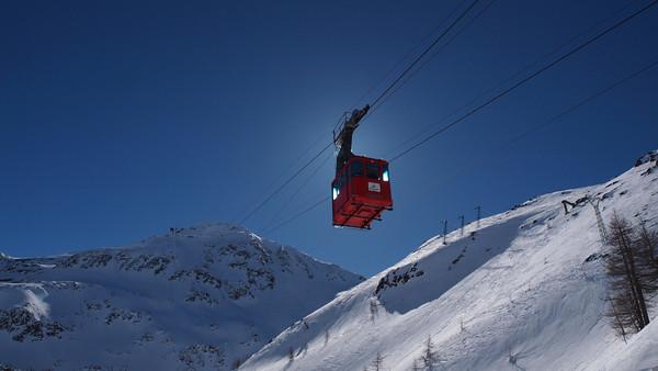 Ski trip to Madesimo in Italy