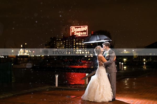 Carissa+Ross' BMI Wedding