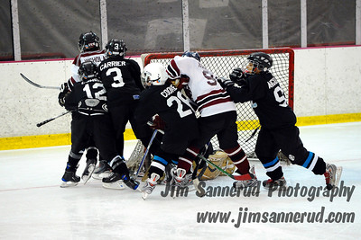 Lightning vs. Scarsdale Maroon Spring League Championship