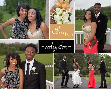 2016_04_29 Prom pictures Lawrence