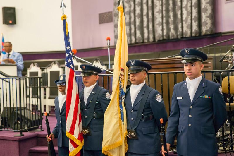 Cumberland County Baccalaureate Service 2017