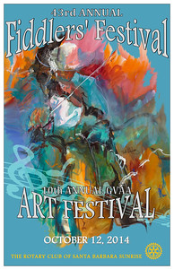2014 fiddlers' and art festivals