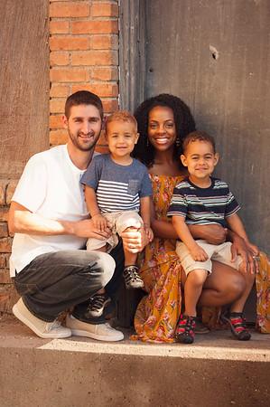Bryan & Monisha Family 2017