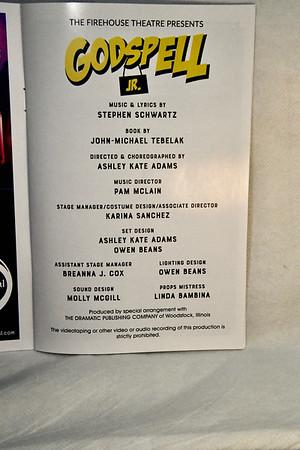 6-18-2021 Act 2 Godspell, Jr. @ Firehouse Theatre