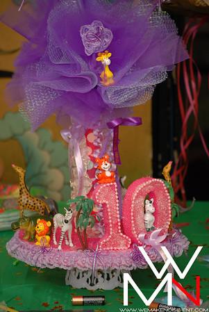 CA'TARAH 10TH BIRTHDAY PARTY 3-26-11