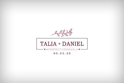 2020-09-05 Talia & Daniel