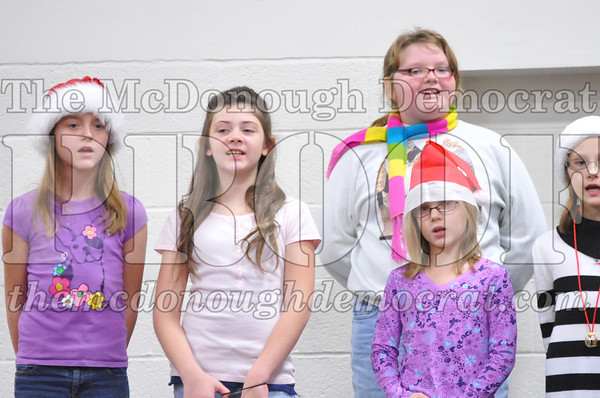 Elementry Christmas Assembly 12-21-11