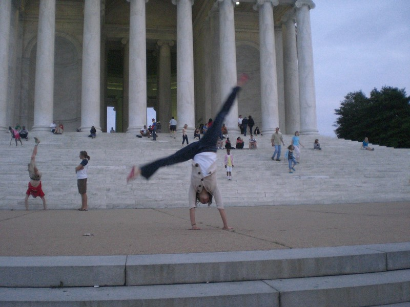 Emily Willis - Monument, Washington D.C.