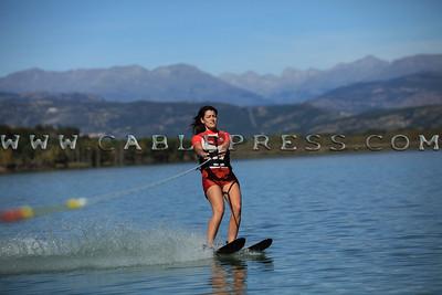 390 H2O SPORTS  esqui acuatico dos esquis