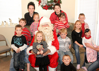 Jill (Family Christmas Party 2013)