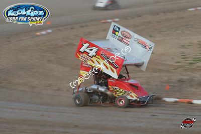 Ohsweken Speedway Karts- July 4th