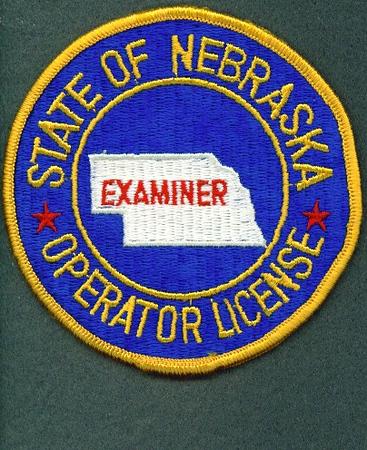 Nebraska Operator License Examiner