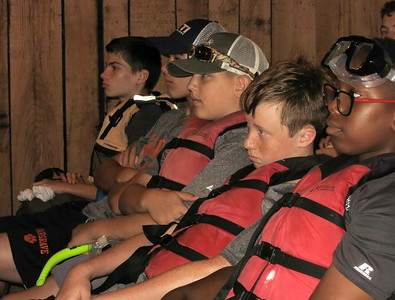Adventure Camp - Canoe trip