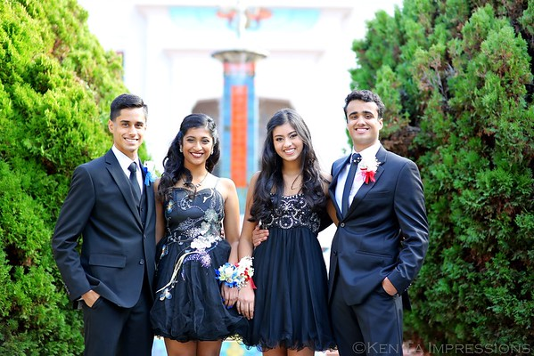Kartik & Friends Junior Prom