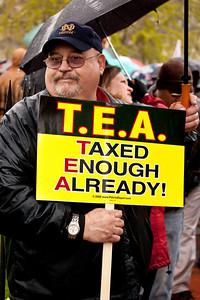 Tea Party - DC (4/15/09)