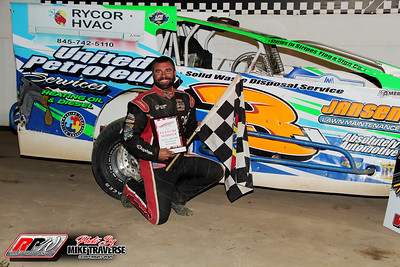 Accord Speedway - 9/10/21 - Mike Traverse