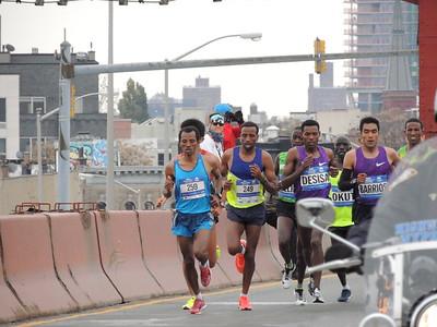 2015 NYC Marathon
