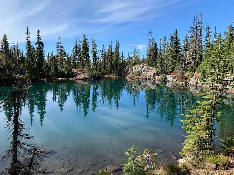 Tenas Lakes, Oregon Cascades