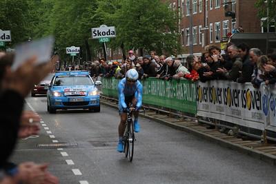 Proloog Giro Amsterdam