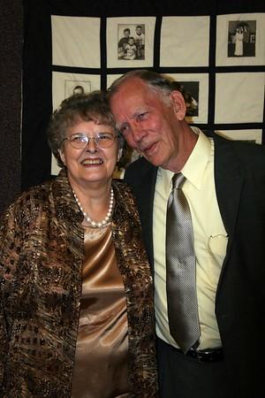 Bruce & Faunda Cowan's 50th Wedding Anniversary