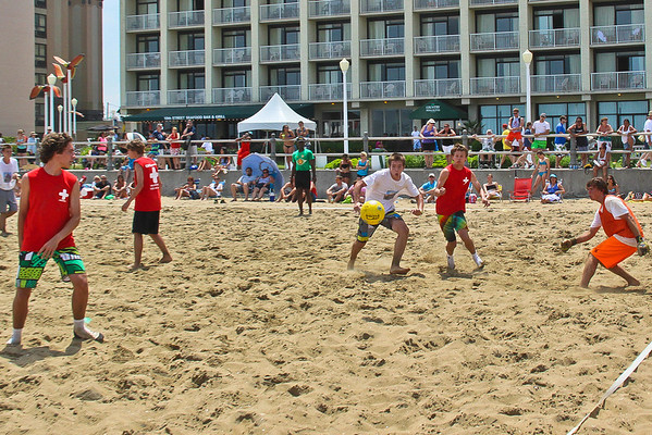 2013 North American Sand Soccer Championships