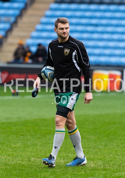 Wasps vs Northampton Saints, Gallagher Premiership, Ricoh Arena, 5 January 2020