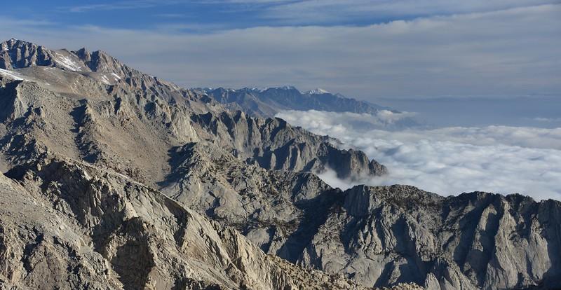 (2013-May 6-8)  Meysan Lakes and Lone Pine Peak Climb