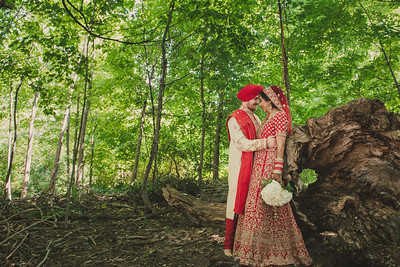 Manraj & Matthew Wedding