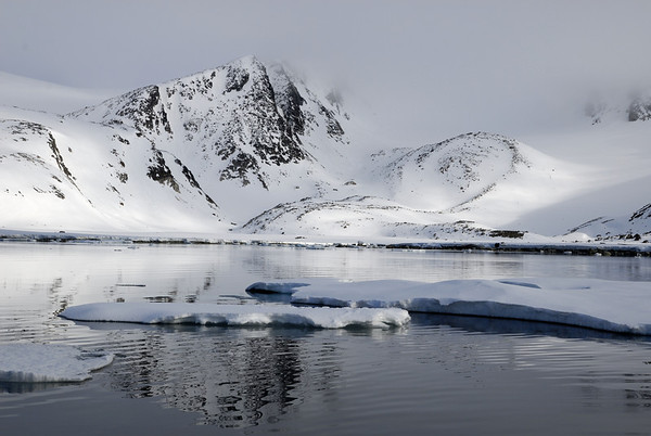 Svalbard SceneryJune 2011