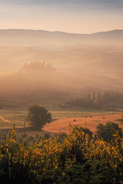 戀戀托斯卡尼 San Quirico d'Orcia by 旅行攝影師張威廉 Wilhelm Chang