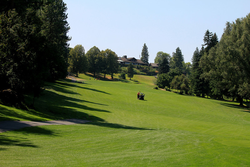 #09, Indian Canyon GC,  Spokane, Wa