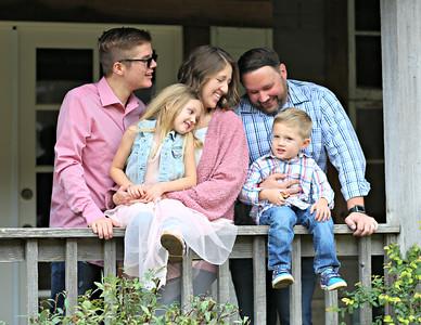 The Goddard Family, Los Gatos