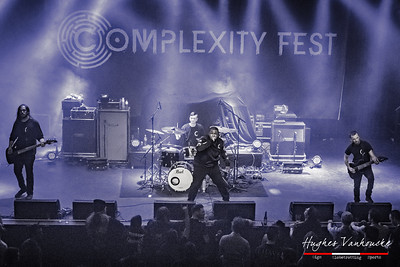 Oceano (USA) @ Complexity Fest 2018 - Patronaat - Haarlem  - The Netherlands/Paises Bajos