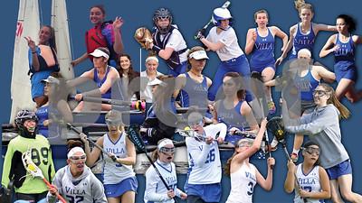 Senior Spring Athletes 2020