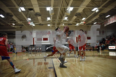 Marshalltown @ Fort Dodge Boys Basketball 1/9/18