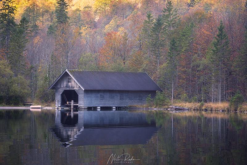 La cabaña del Lago.