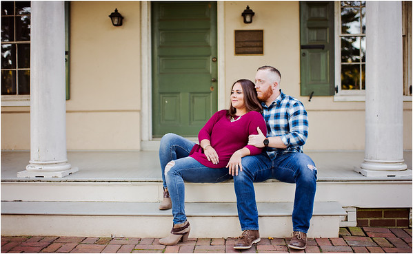 Katie and Pat - Engagement Mini Session