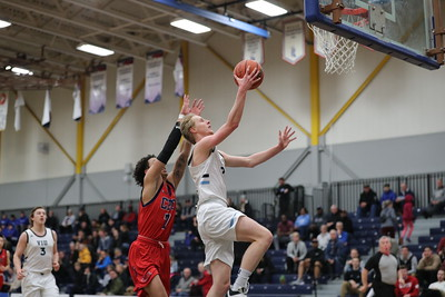 VIU Basketball vs CBC (February 7, 2020)