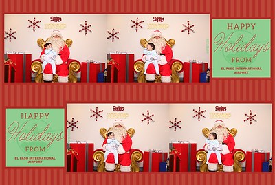 Pictures with Santa (Airport)