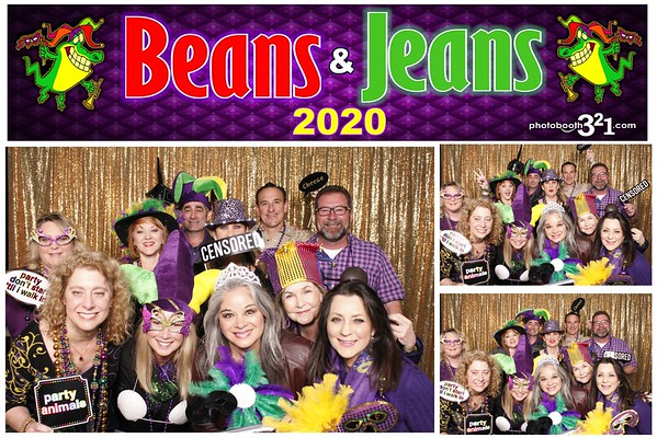 Beans and Jeans 2020