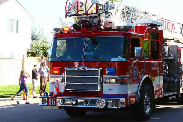 2010 Homecoming Parade 09/30/10