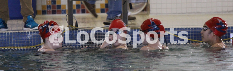 Swimming: Park View, John Champe by Mary Beth Pittinger on January 17, 2015