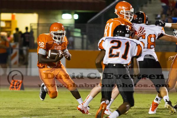 Boone JV Football #26 - 2012