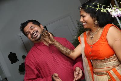 Deepa & Sameer's Mehndi