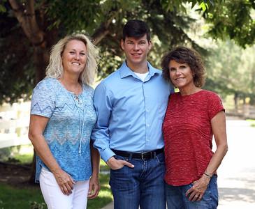 Tracy, Diane & Andrew