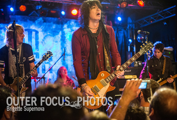 Tom Keifer and John Corabi - June 2013