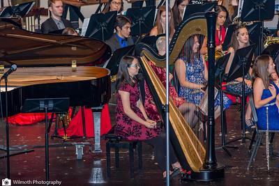 Senior Honors Concert: Honors Band