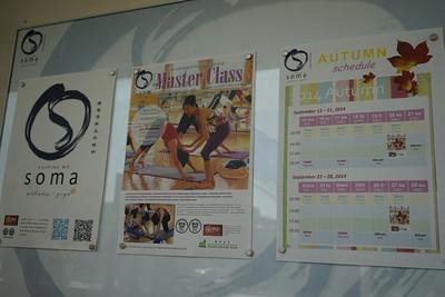 Master Class - September 27, 2014