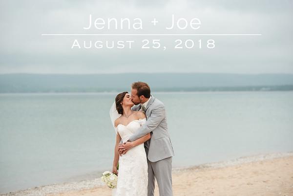 Jenna + Joe